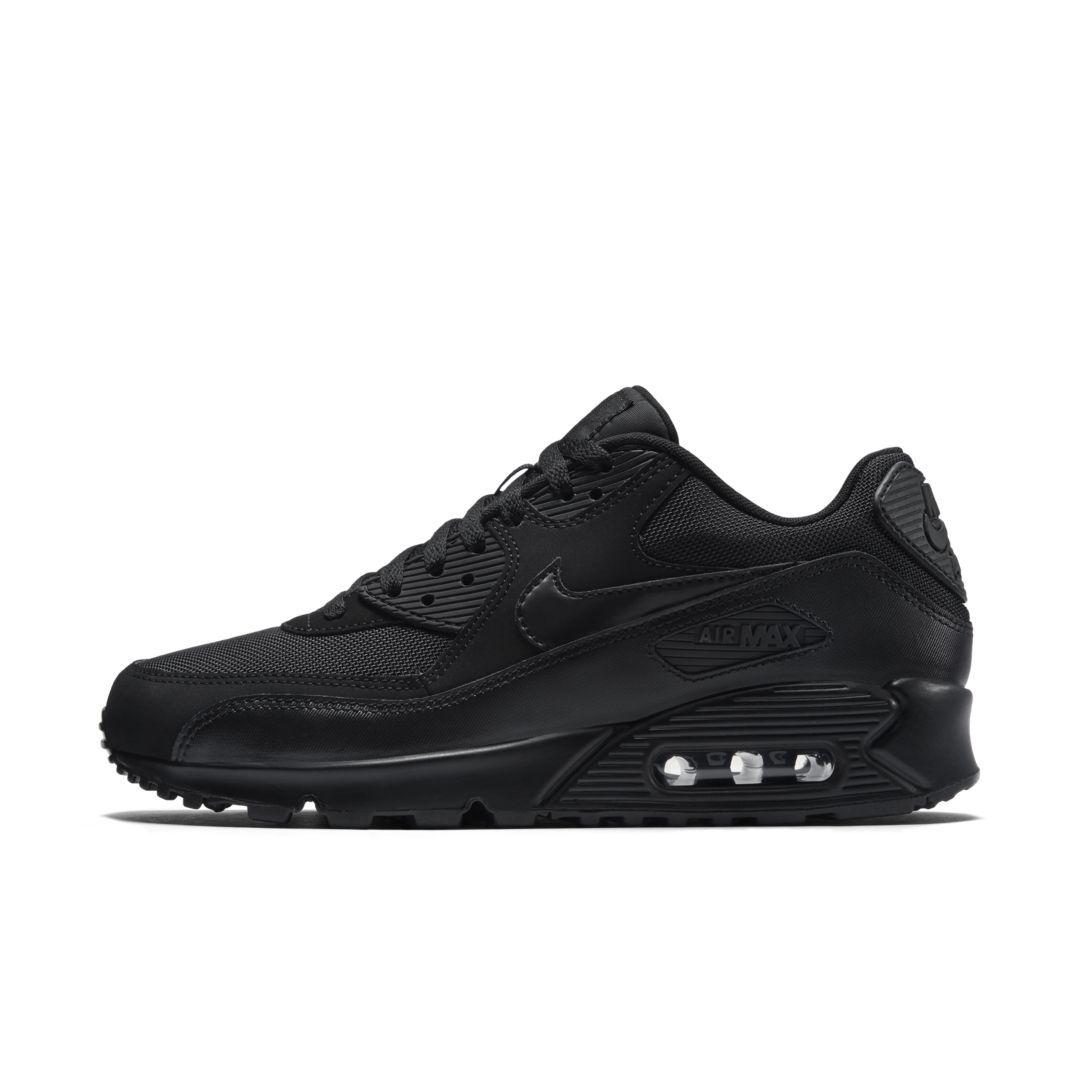 Nike Air Max 90 Essential Men's Shoe Size 14 (Black) | Nike