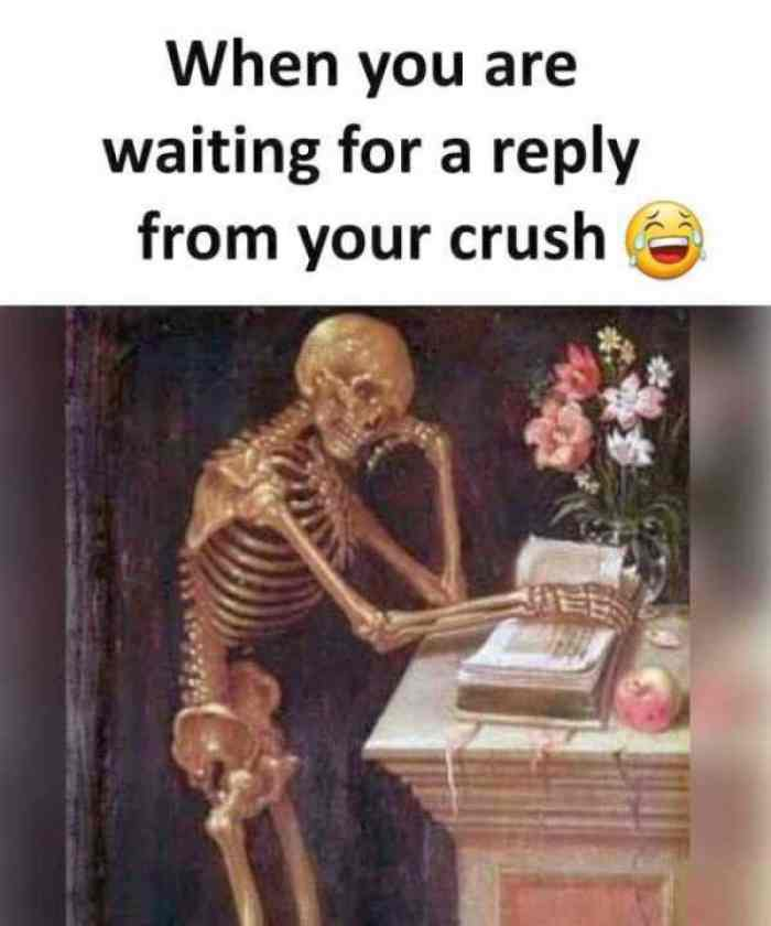20 Funny Skeleton Memes You Ll Be So Happy To See Today Sayingimages Com Funny Relatable Memes Really Funny Memes Relatable
