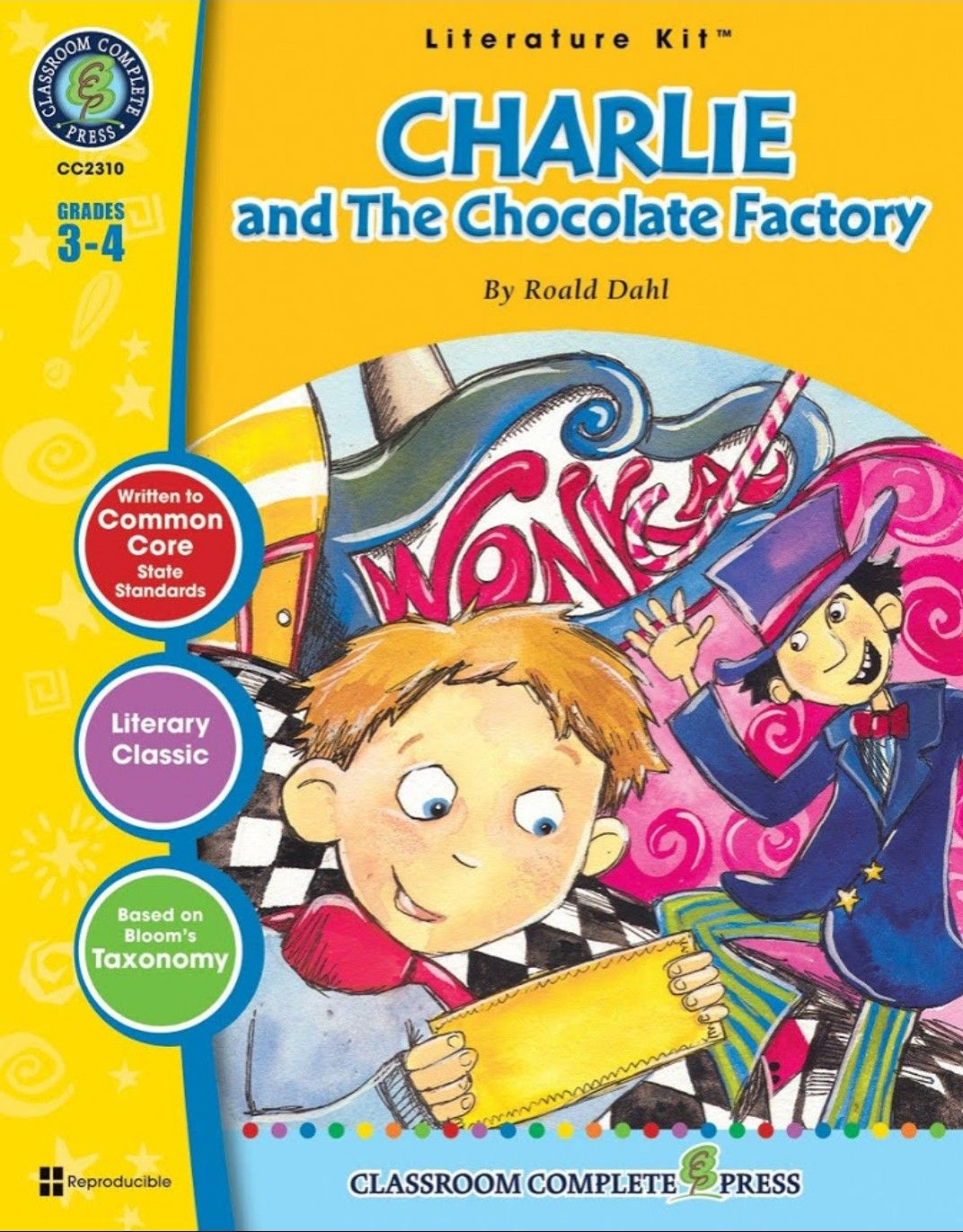 99 Charlie And The Chocolate Factory Roald Dahl