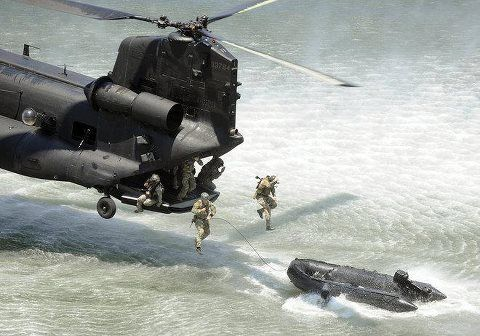 how to get into special operations