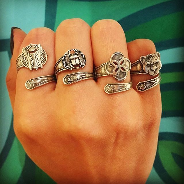 Alex And Ani Spoon Rings Godspeed Spoon Ring Scarab Spoon Ring