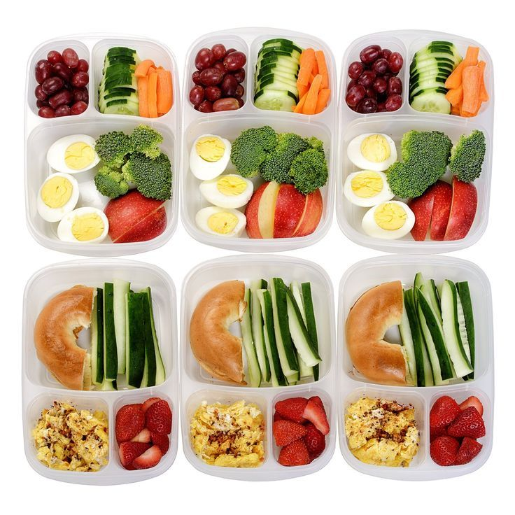 13 Make-Ahead Meals and Snacks For Healthy Eating On The ...