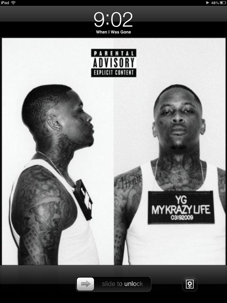 Yg my krazy life album download leak | download the new yg my.