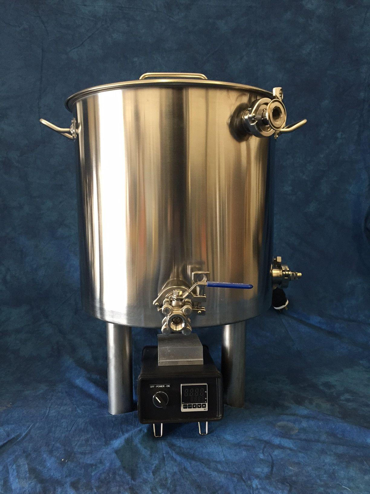 Single Vessel Electric Brew System Biab Colorado