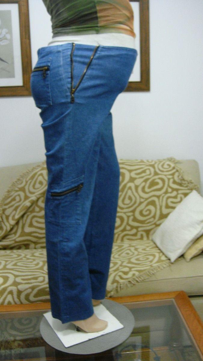 bdc16f40a carolina form pantalon embarazada jeans tm (ana.mar)