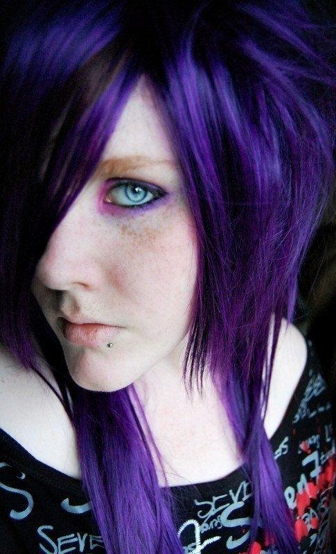 22 - grape berries wig