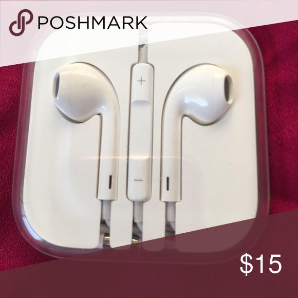 Apple Earpods Headphones Headphones Apple Electronic Products