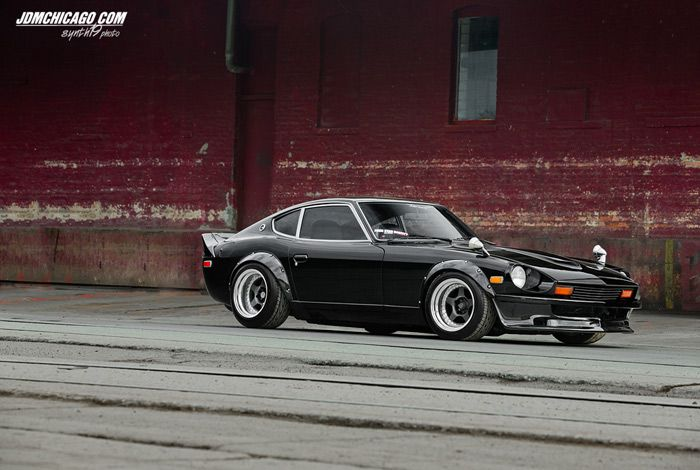 Datsun 240z Pioneer And Front Runner To An Era Of Japanese Super