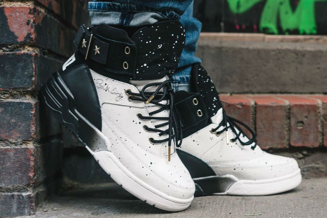 2 Chainz Collaborative Shoe With Ewing