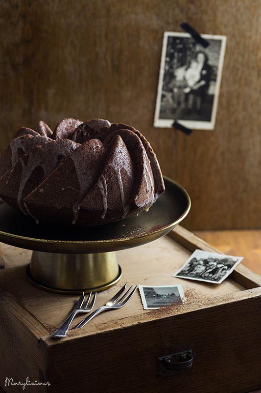 Baileys Schoko Kuchen Recipe Cake Kuchen Schoko Gugelhupf