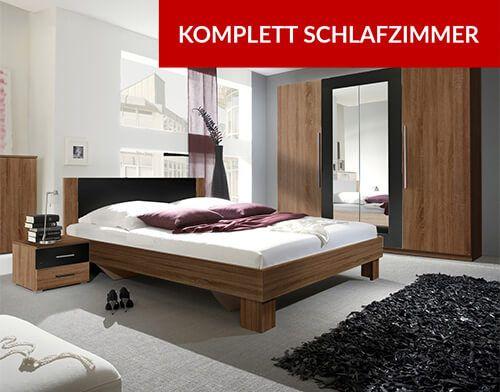 Komplett Schlafzimmer Gunstig Bei Feldmann Online Kaufen