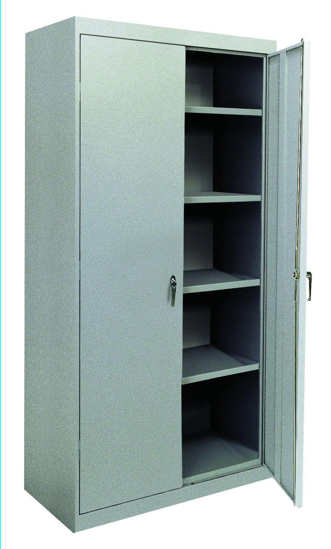 Classic Series 2 Door Storage Cabinet Door Storage Storage Adjustable Shelving