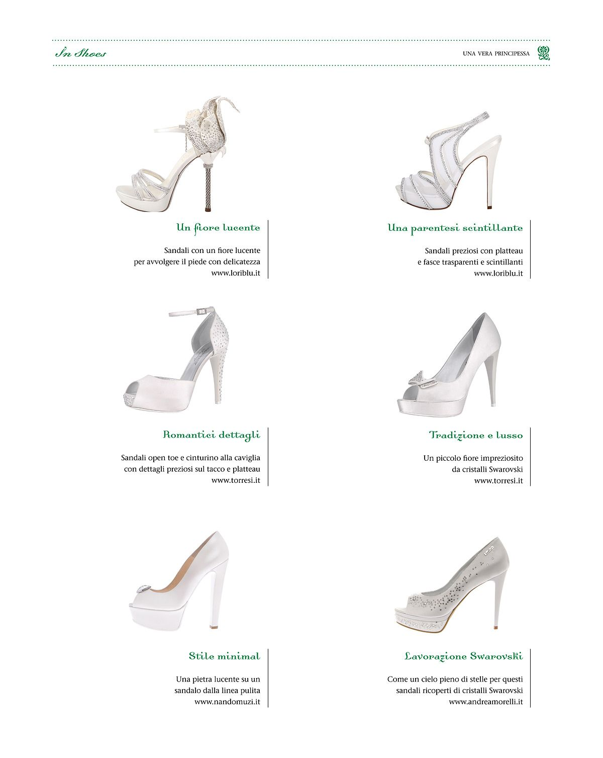 Scarpe Sposa 41.The Rubric Dedicated To Wedding Shoes On White Sposa 41 The