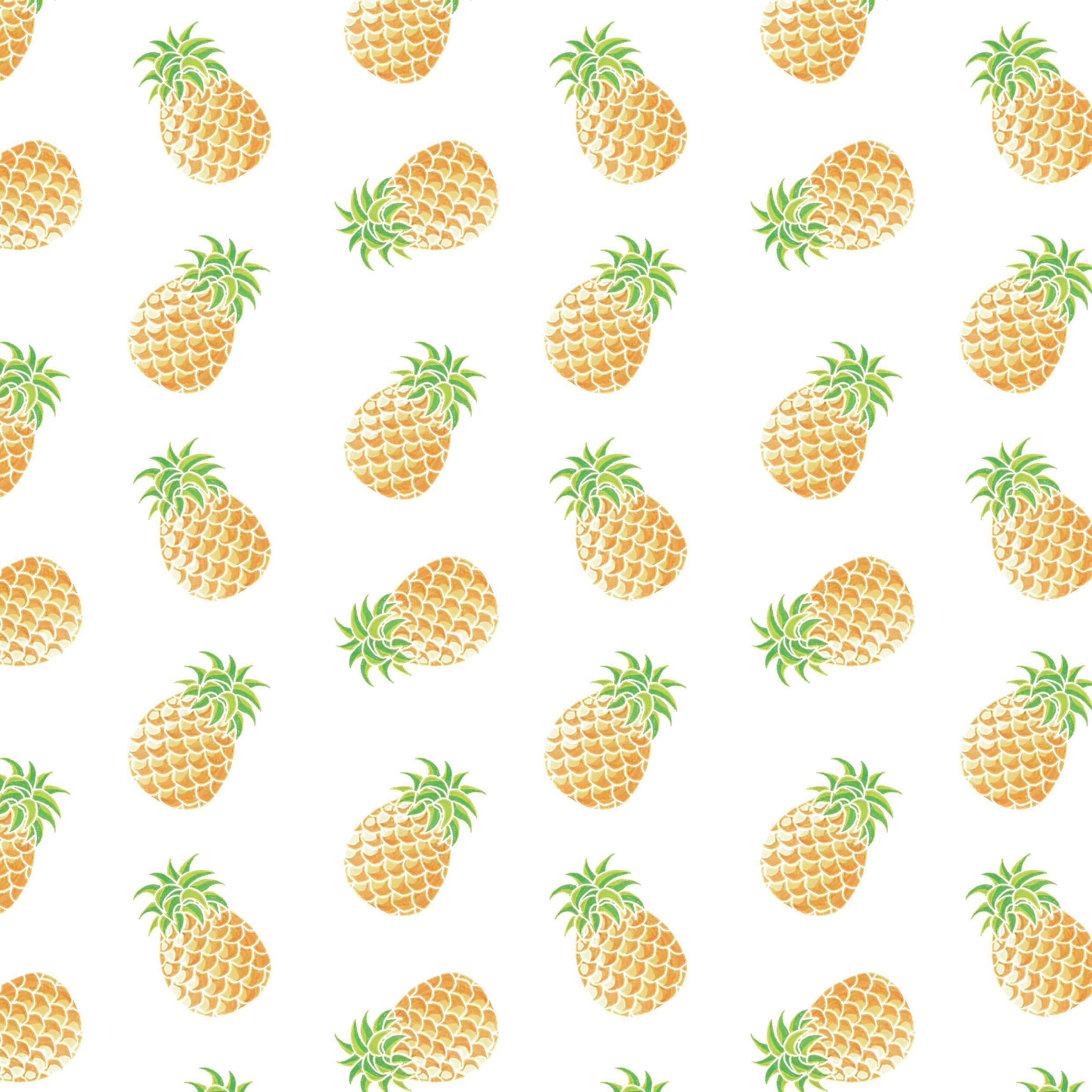 Pineapple Pattern Ananas Https Www Facebook Com Littlepeaaa