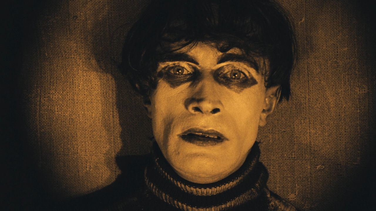 The Cabinet Of Dr Caligari 1920 Das Des