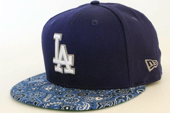 5382d43edabb4 Handcrafted Custom Los Angeles Dodgers Snapback Hat by Snap'Em Back Sports  for $54.99 + free shipping!