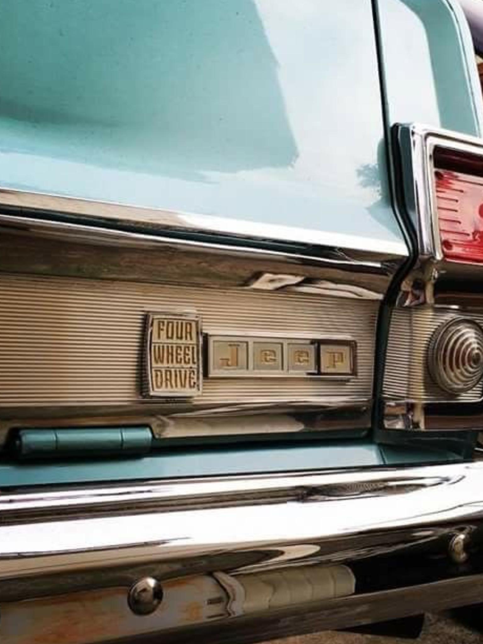 Nice TaG Jeep wagoneer, Jeep cherokee, Vintage jeep