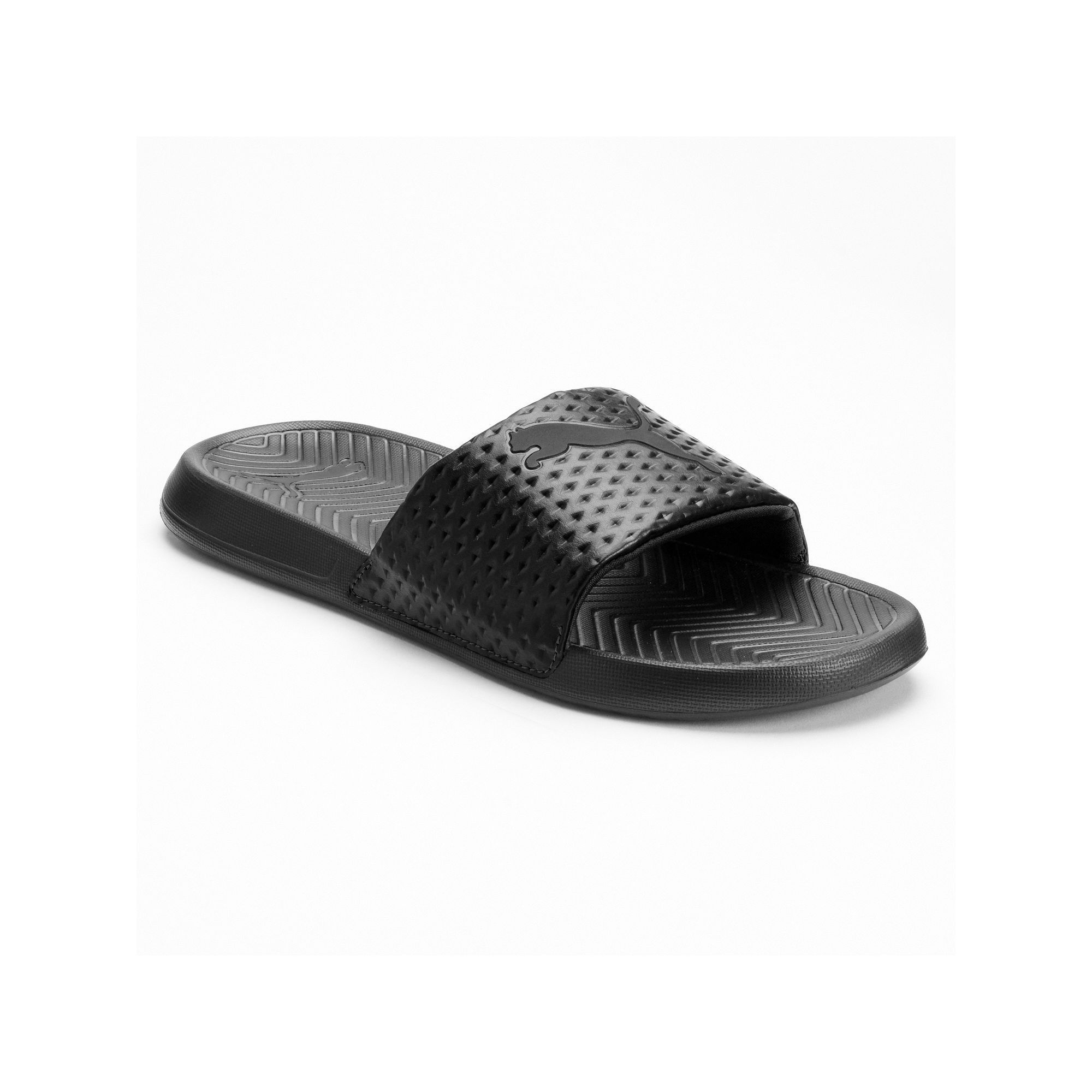 PUMA Popcat Premium Men s Slide Sandals eddf2299a
