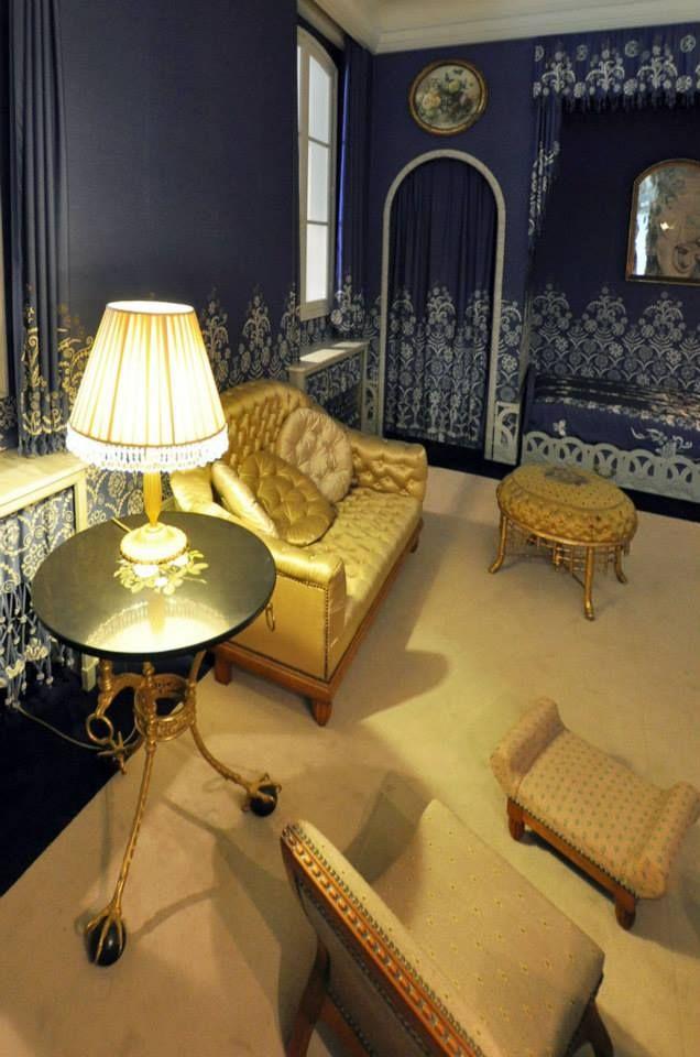 lu0027appartement de Jeanne Lanvin au Musée des Arts décoratifs la