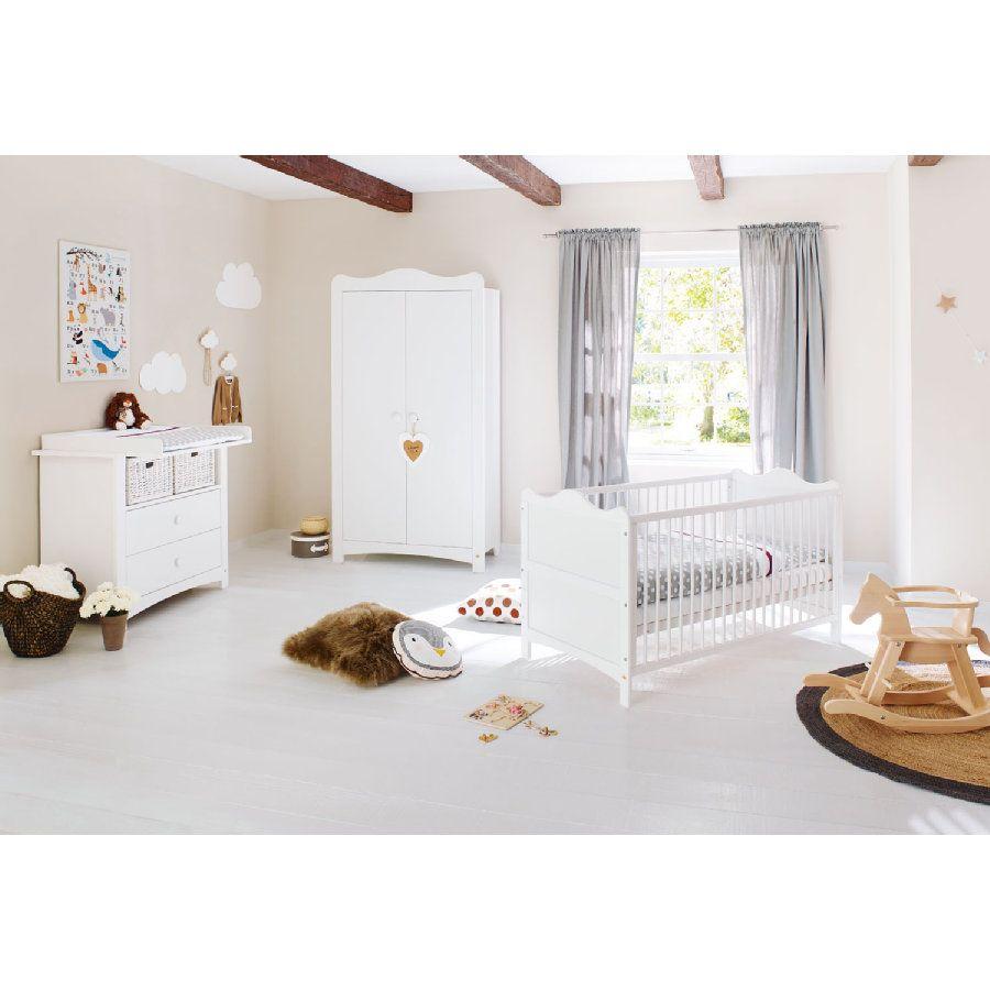 Pinolino Kinderzimmer Florentina 2türig breit