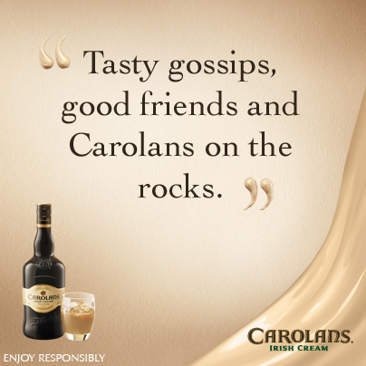 #carolans #ontherocks #Quotes