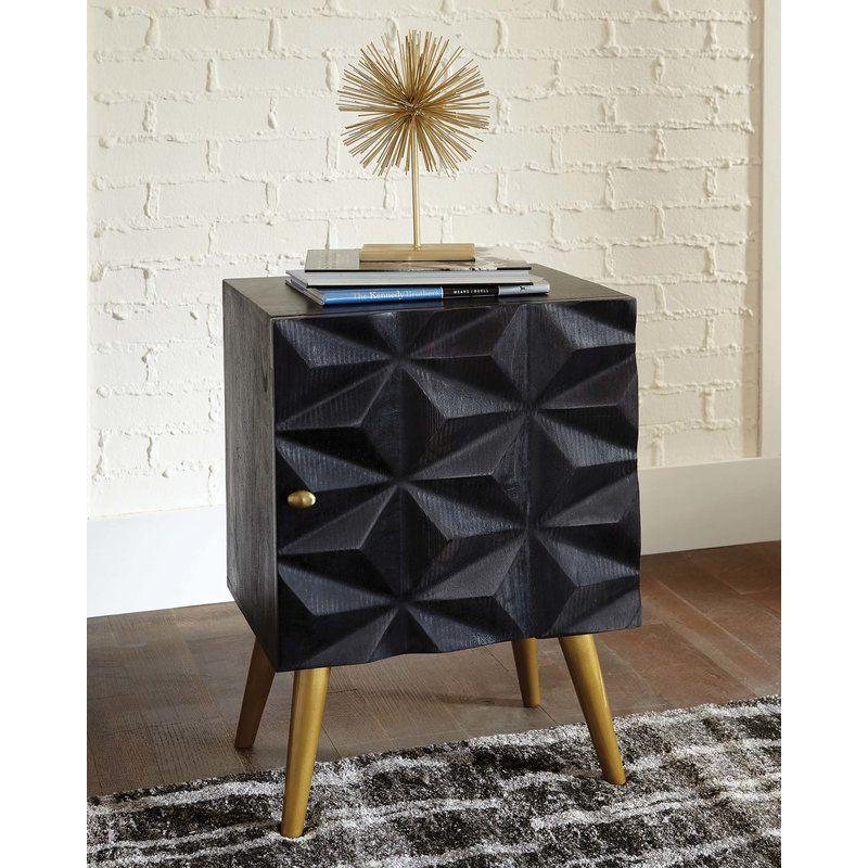 Laursen 1 Door Accent Cabinet Allmodern Accent Doors Accent Cabinet Furniture