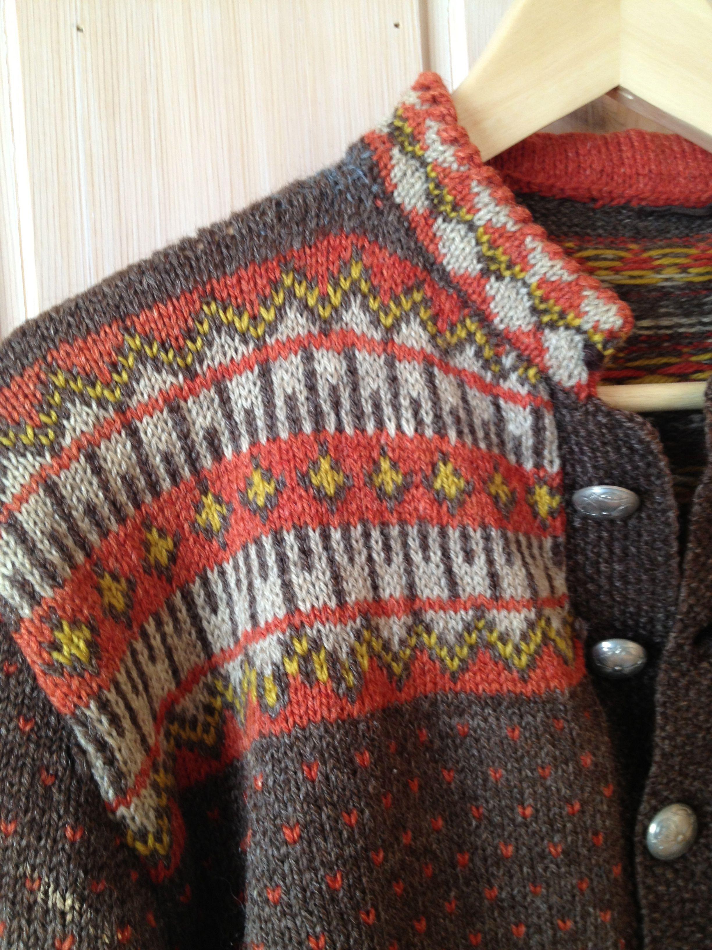 Ein Gamal Skatt Colorwork Knitting Norwegian Knitting Stranded Knitting Patterns