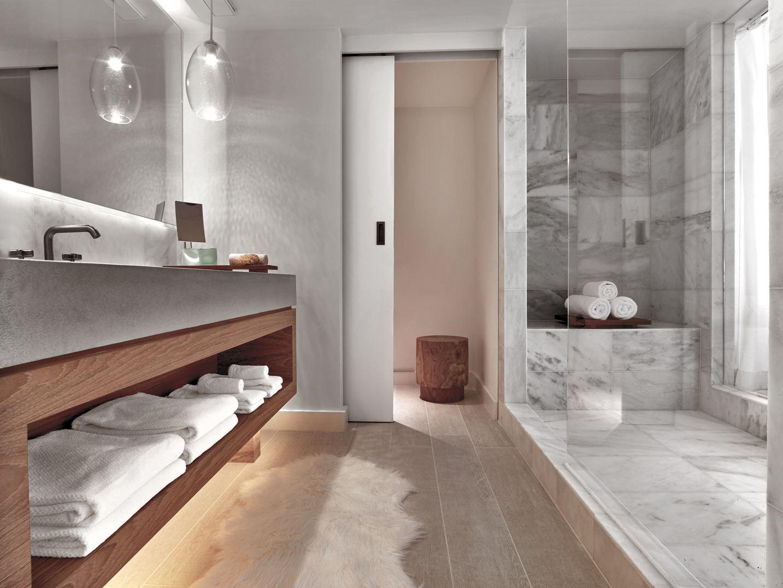 1 Hotel South Beach  Picture Gallery  衣帽间  Pinterest  Beach Best Hotel Bathroom Design Decorating Inspiration