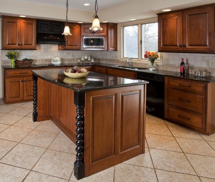 Refinishing Oak Kitchen Cabinets Ideas: Refinish Kitchen Cabinets For A Fresh Kitchen Look