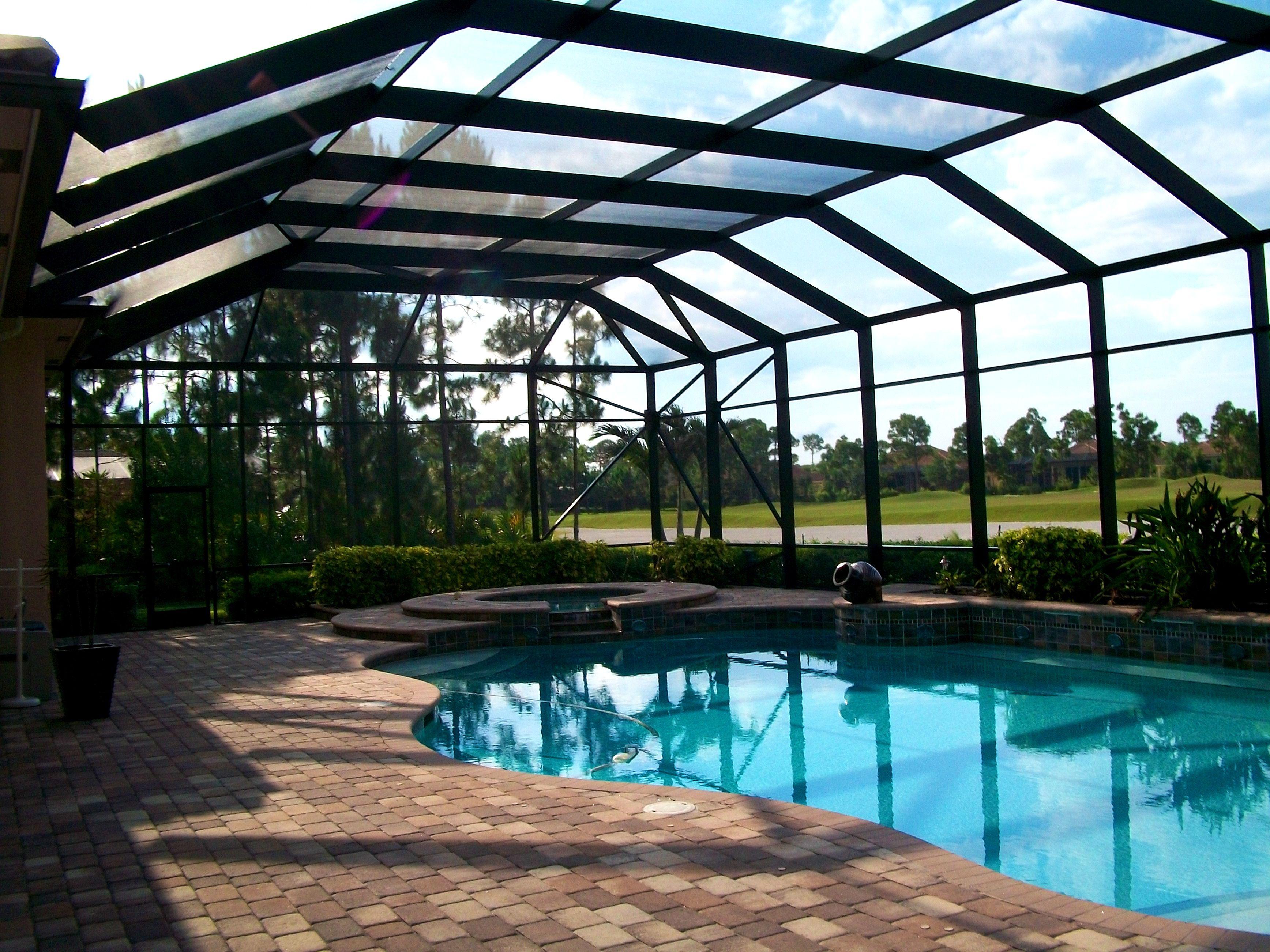 Furniture Pretty Pool Enclosures Ipc Team Patio And Pensacola Universe Privacy Indoor Best Housto Pool Screen Enclosure Pool Enclosures Swimming Pools Backyard