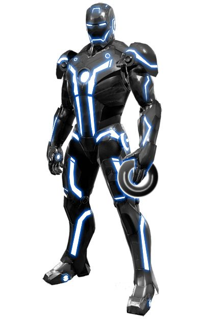 The Original Concept Was Supposed To Be Tony Stark S Iron