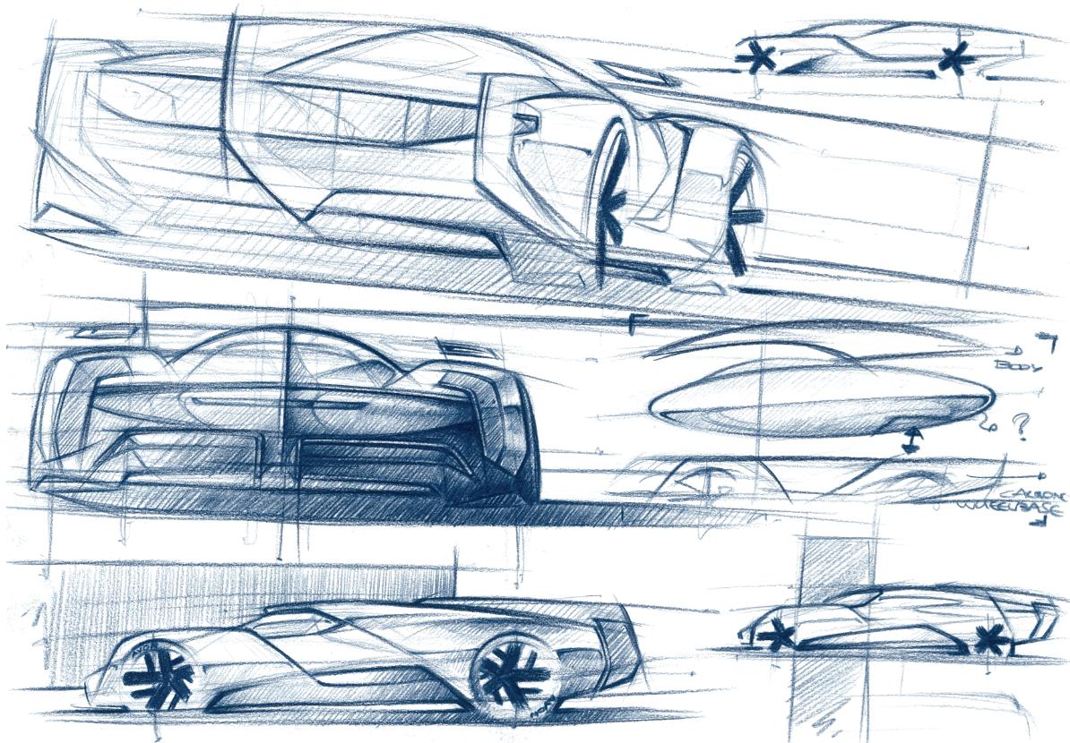5.png (1194×830) | sketch | Pinterest | Car sketch
