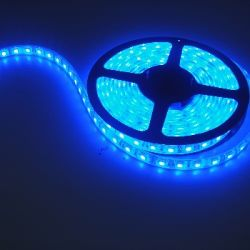 Blue led strip lights waterproof 60 ledm ilumunacion blue led strip lights waterproof 60 ledm aloadofball Gallery