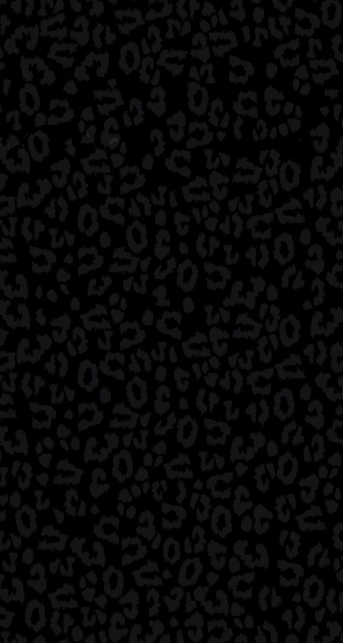 Black Leopard Leopard Print Wallpaper Black Phone Wallpaper Leopard Print Background