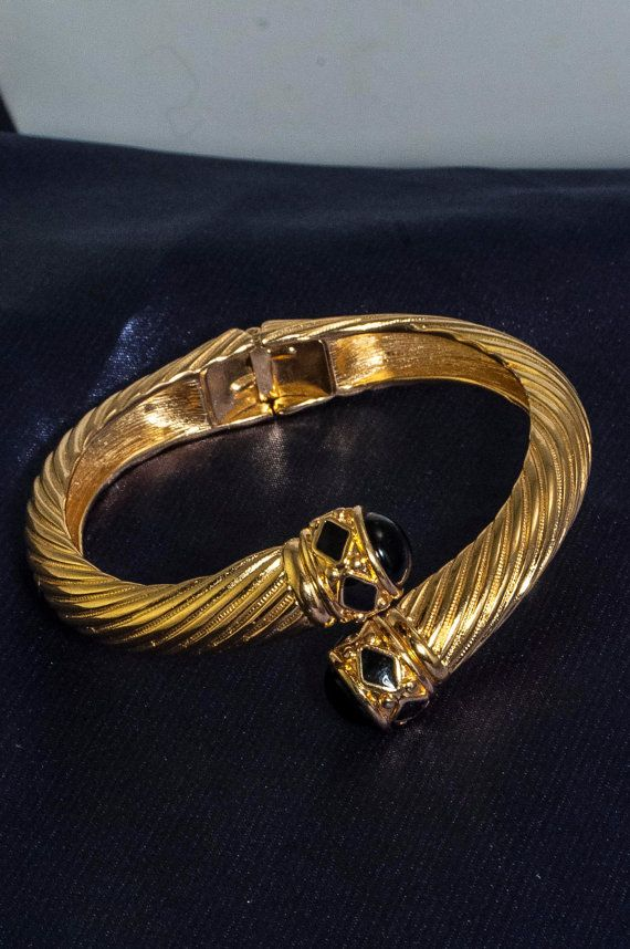 Vintage Joan Rivers Bracelet With