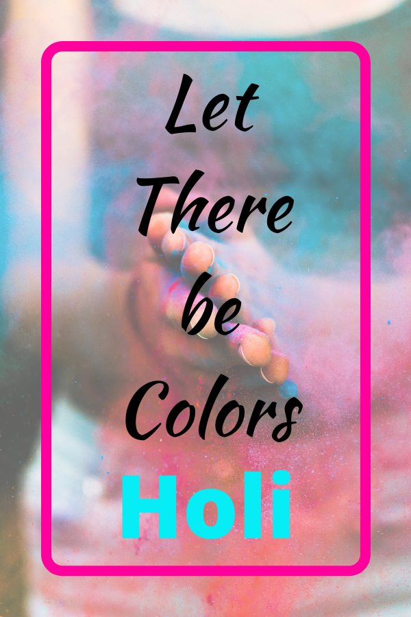#HappyHoli #holi #festivalofcolors