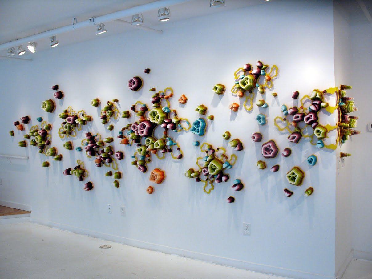 Percursive art would love an installation in my home art