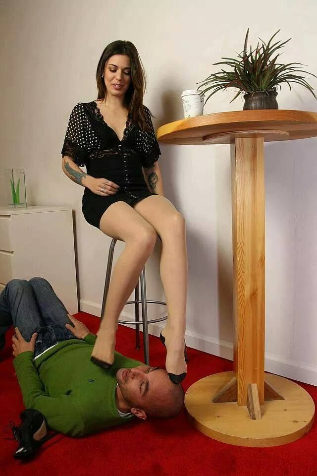 Femdom foot massages 13