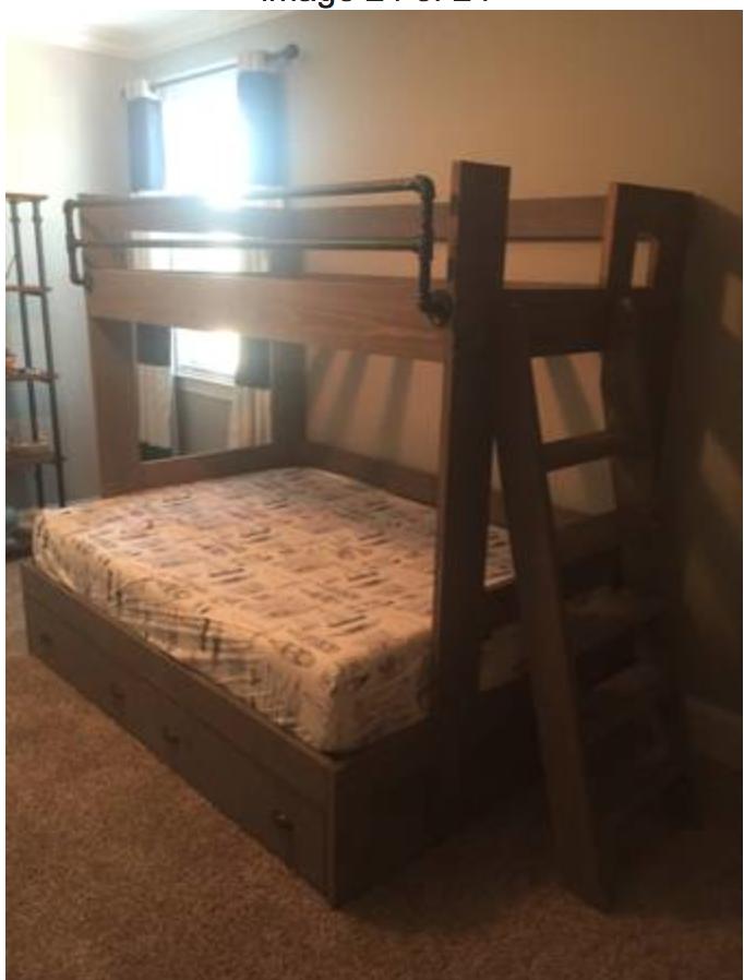 Industrial Bunk Bed Craigslist Bunk Beds Bed Bunks