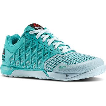 ac4b593dced Women s Reebok CrossFit Nano 4.0 - TIMELESS TEAL   WHISPER BLUE (Mom ...