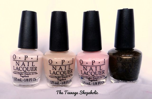 Don't Burst My Bubble OPI SoftShades 2013 - Oz The Great And Powerful Collection
