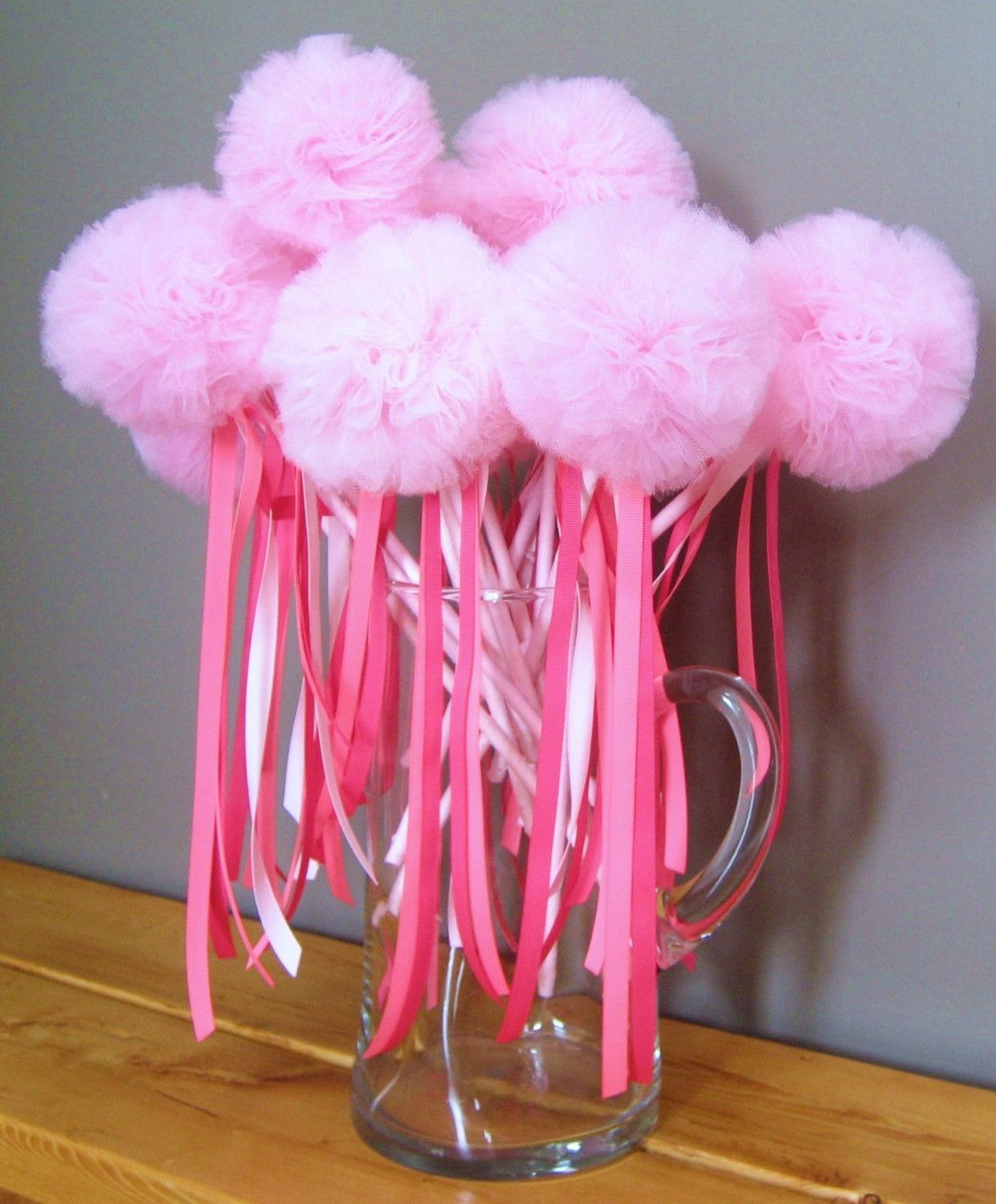 Diy fairy wands favor for birthday party create a for Birthday wand