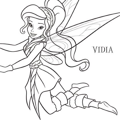 Pin by martinase on Omalovnky  Pinterest  Kids colouring Fairy