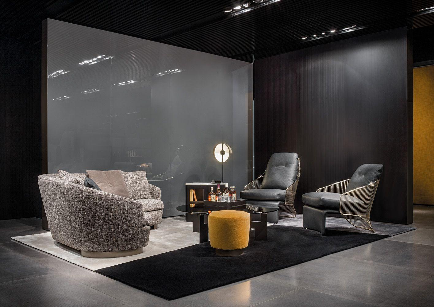 Fiera Del Mobile Colonia 2018 minotti @ imm cologne 2018 jacques sofa, colette armchair