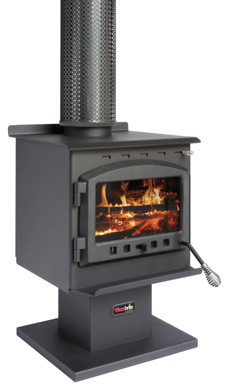 Scandia 140sqm Indoor Wood Heater Bunnings Warehouse
