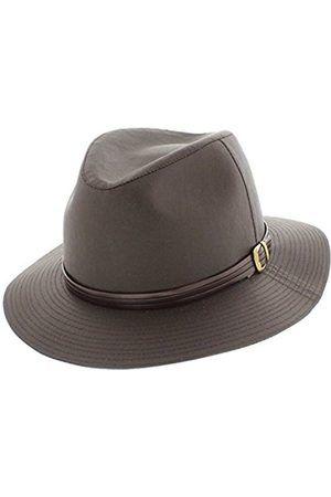 Hombre Sombreros - – Sombrero fedora – impermeable – Gaston 59 cm ... 6f4d7fb505f
