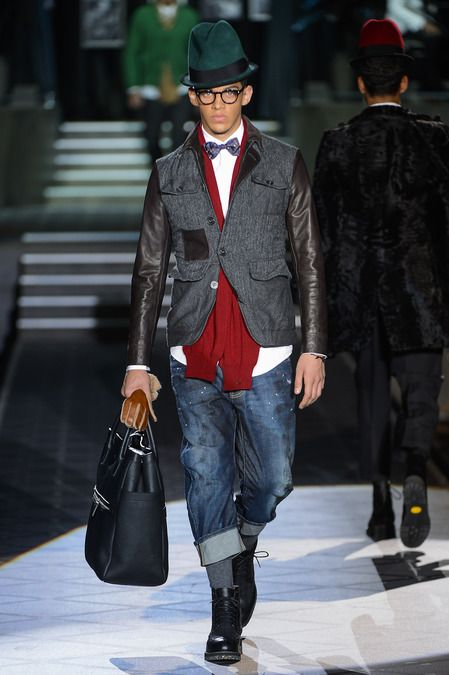 Dsquared²   Fall 2013 Menswear Collection   Style.com