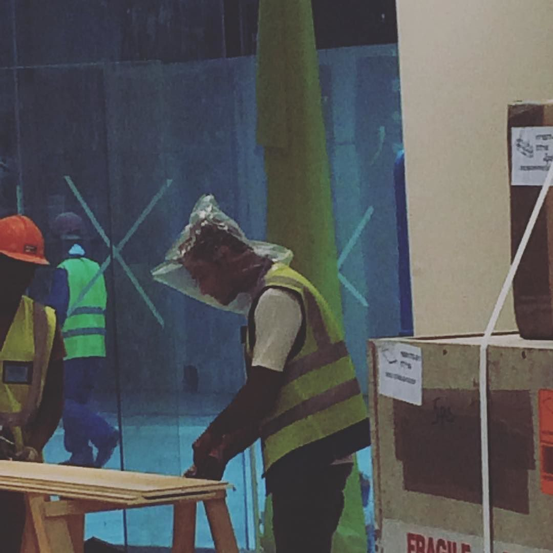 Health and safety...... The way it's done at the new H&M ...