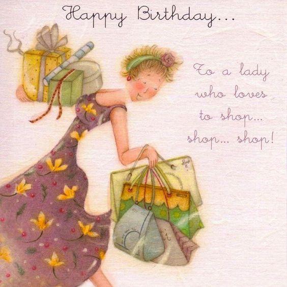 Ladies Birthday Collection ... Berni Parker.
