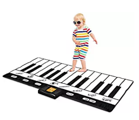 Keyboard Piano For Kids And For Adults Comes With 4 Demo